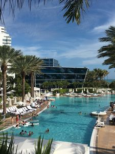 Photo for AVAIL PASSOVER/EASTER - STAY ON THE BEACH @ 5 STAR RESORT w PRIVATE BALCONY