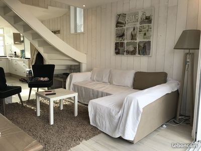 Photo for Superb house 5 minutes from the beach. Downtown