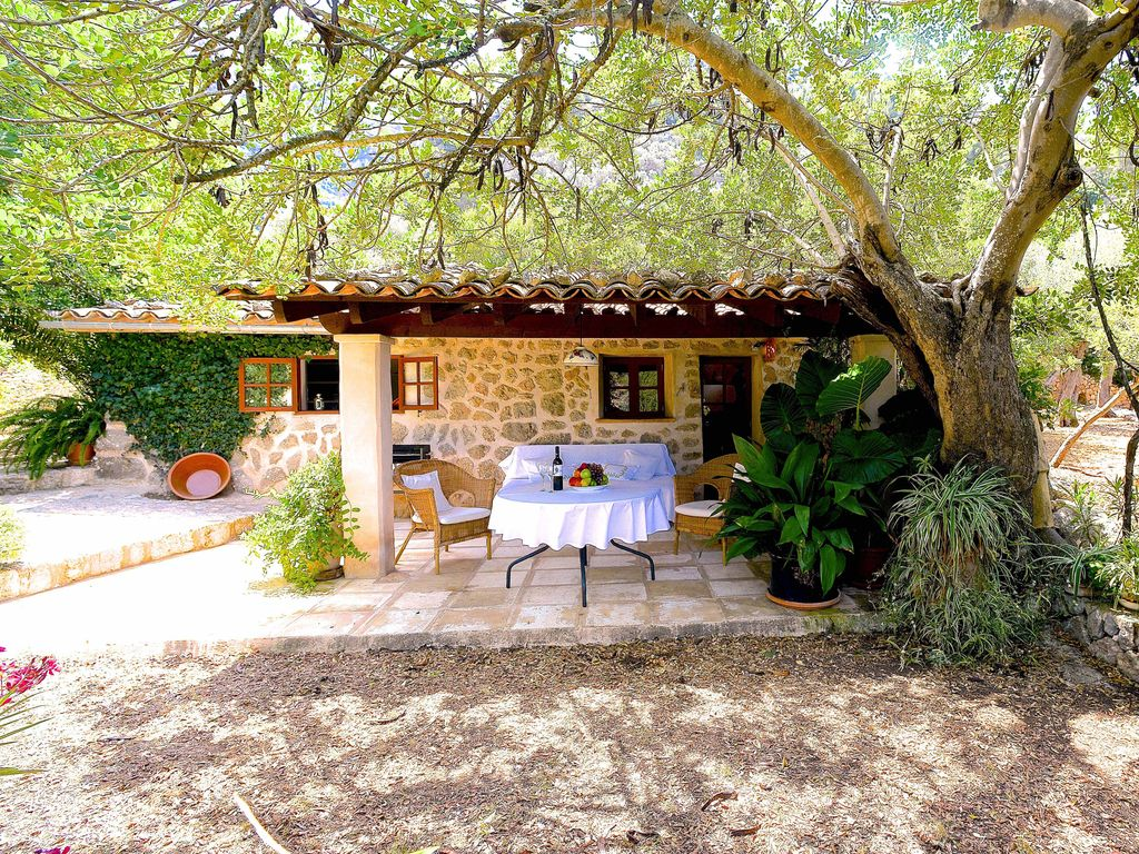 a casita to relax in a beautiful view sheep homeaway sóller