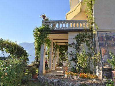 Photo for Wonderful private villa for 6 guests with WIFI, TV, balcony, pets allowed and parking