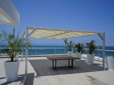 Photo for Luxury apartment with ocean view