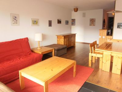 Photo for Beautiful flat for rent in les Collons