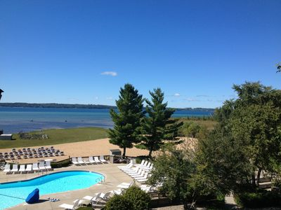 Photo for Located on Grand Traverse Bay minutes from Traverse City!