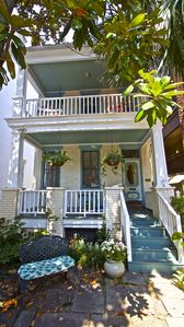 Photo for Historic 1882 Home ~ Sleeps 12 ~ In The Heart Of Downtown Charleston