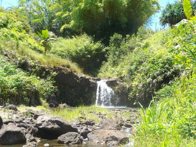 Photo for Heavenly Enchanting Waterfall in Hilo