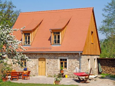 Photo for Vacation home Rittergut Heyda in Wurzen - 4 persons, 2 bedrooms