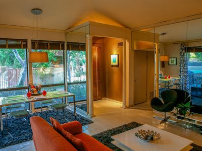 Photo for Modernist 1 Br, 2 Ba Condo In The Raquet Club Colony! Palm Springs City ID #1814