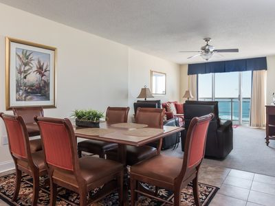 Photo for Bahama Sands -  508 ceanfront 3 bedroom 3 bath Unit in the Heart of North Myrtle Beach