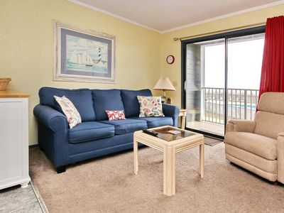 Photo for Myrtle Beach Resort A105| Spectacular Ocean Front Condo.