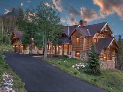 Photo for Enjoy Peace and Stunning Views in this Majestic Mountain Home-NEW LISTING!
