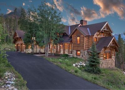 Enjoy peaceful seclusion, stunning views, & luxurious amenities at this home