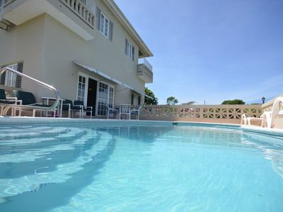 Photo for AFFORDABLE! COOK! SWIMMING POOL! Island Breeze - Montego Bay 1BR