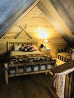 Photo for 1BR Cabin Vacation Rental in Ozone, Arkansas