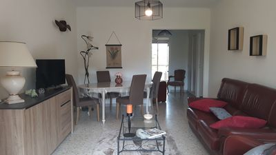 Photo for BEAUTIFUL APARTMENT CLIMATISE 2 ROOMS HYERES