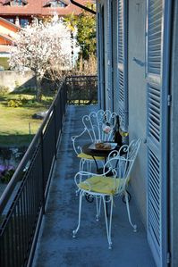 Photo for Spacious 4½-room apartment with garden with barbecue and balcony