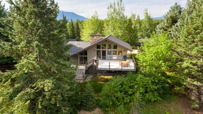 Photo for Enjoy all that Glacier Nat'l Park has to offer staying at this West Glacier Home