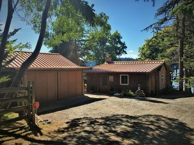 Photo for Amazing Waterfront Home on Quartermaster Harbor