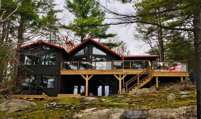 Photo for Spectacular Cottage in Muskoka - 1.5 hours from Toronto-Turtle Lake Gravenhurst