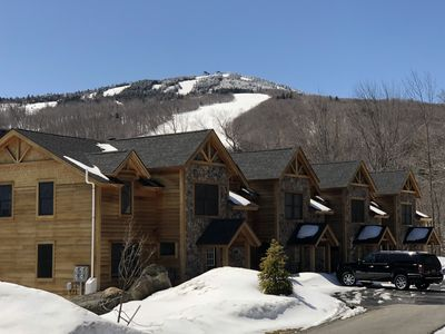 Photo for New Ski Condo Walking Distance to Lifts at Mt. Snow, VT