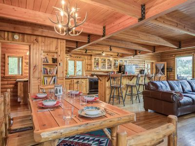 Photo for 4BR House Vacation Rental in Alpine, Wyoming