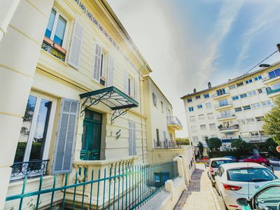 Photo for 1BR Apartment Vacation Rental in Cannes, Provence-Alpes-Côte d'Azur