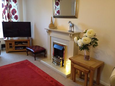 Photo for Comfortable and modern Highland holiday home in the historic town of Nairn