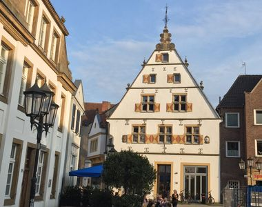 """Photo for """"Johan"""": Apartment for up to 6 people in the most beautiful house of Rheine directly on the market"""