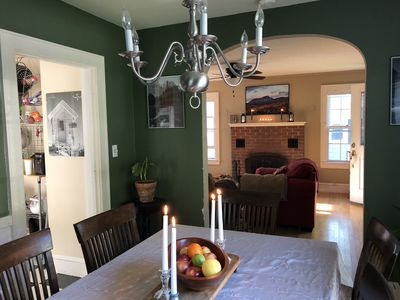 Photo for Adorable Private 3 BR Home in Quiet Residential Neighborhood in Burlington