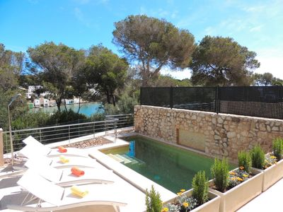 Photo for Fantastic Villa only 200m from the Beach and with Excellent Views to the Sea and the Marina!