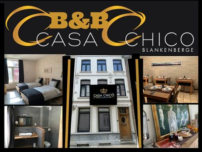 Photo for B&B Casa Chico Suite No. 7 Blankenberge