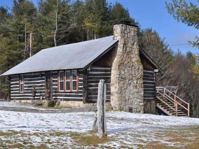 Photo for Charming High Country Cabin With A View !