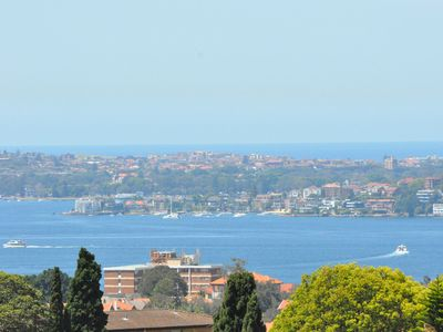 Photo for NB63BEN - 1 BR NEUTRAL BAY APARTMENT WITH PARKING