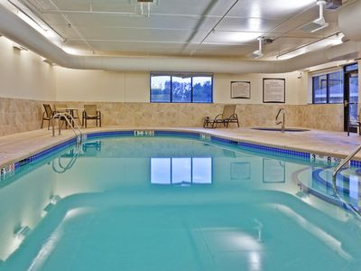 Photo for King Suite Just 30 Miles from Niagara Falls   Indoor Pool + Shared Hot Tub