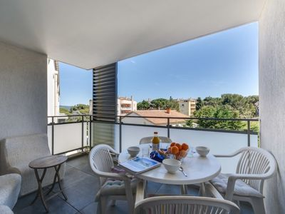 Photo for Cavalaire-sur-Mer Apartment, Sleeps 4 with WiFi