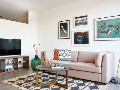 Photo for Sunny 1BR in Uptown by Sonder