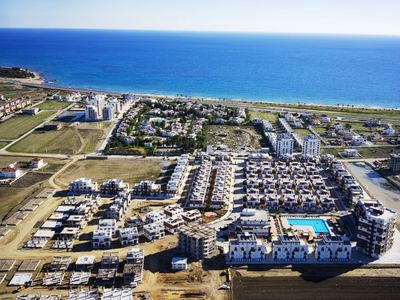 Photo for Studio apartment in a popular Holiday Resort, North Cyprus, close to Long Beach!