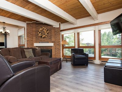 Photo for Rich Comfortable Feel w/Plenty of Space-Easy Access to Trails/Restaurants/Events