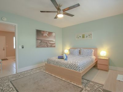 Photo for Beach Getaway,Heart Of Lauderdale By The Sea,5 minute walk to beach,SMART LOCK