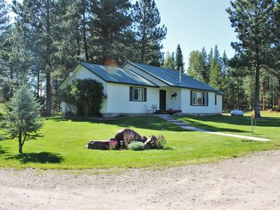 Photo for Comfortable Mountain Oasis - Family-Friendly With WiFi And Limitless Recreation
