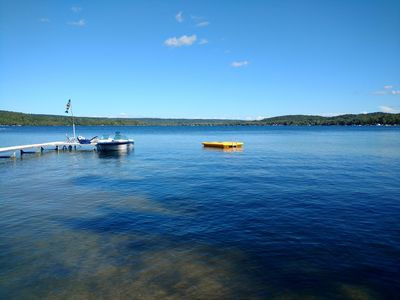 Photo for BOOK NOW FOR FALL COLORS & NEXT SUMMER - 3 COTTAGE RESORT ON INTERMEDIATE LAKE