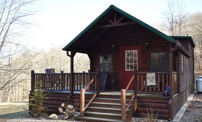 Mohican Springs Cabin is nestled in the heart of Mohican State Park.