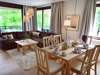 Photo for 3-room apartment for 6 persons - Appartement Hotel Seeschlösschen ****