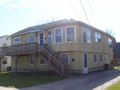 Photo for Quick Walk to Beach and Ocean Park-Quiet location, Lots of room!