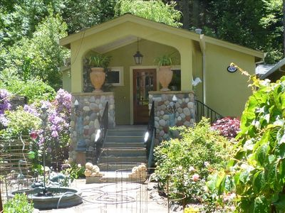 Photo for Russian River Gem in the Wine Country Close to Ocean and Spas.