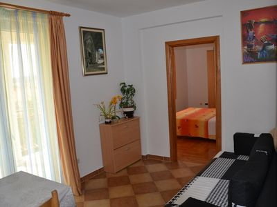 Photo for Two bedroom apartment with balcony Trogir