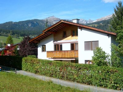 Photo for Holiday apartment Flims Waldhaus for 2 - 5 persons with 3 bedrooms - Holiday apartment in a two fami