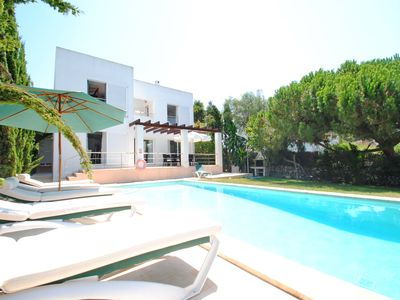 Photo for Villa Ohana: 3 bed, 2 bath, sleeps 7 in Cala d'Or with pool