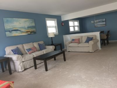 Photo for Newly Renovated 2BR/2BA Only 2 Short Blocks To Beach!