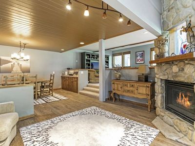 Photo for Welcome to the Grouse House! A spacious duplex close to world class skiing!