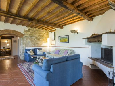 Photo for Vacation home Cafaggio di Sopra in Firenze - 9 persons, 4 bedrooms